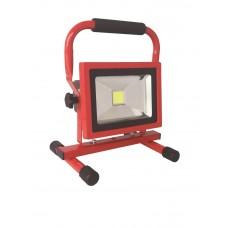 BOUWLAMP LED KL. 3 ACCU ECONOMY LINE 20W 1400 LM 4TECX