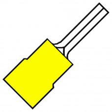 GEISOLEERDE PENSTEKER P13MM VOOR DRAAD 4,0-6,0 MM²A 4630 SR (100)