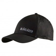 FLEX FIT BASEBALL CAP ZWART ONESIZE