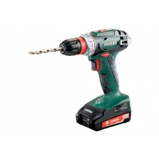 METABO BS 18 QUICK - INCL. 2 LI-POWER ACCU'S