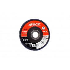 4TECX VLAKLAMELLENSCHIJF ML 125X22.23 K40