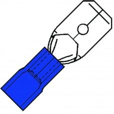 VLAKSTEKKER 6,3X0,8MM - VOOR DRAAD 1,5-2,5MM²