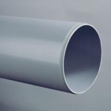 AFVOERBUIS PVC 32X3.0MM GRIJS 5M