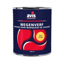 AVIS WEGENVERF WIT 1L