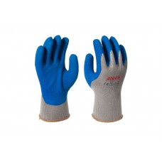 HANDSCHOEN LATEX GRIP MAAT 9 4TECX