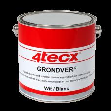 GRONDVERF ZWART 2,5LTR 4TECX