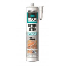 BISON BETONKIT GRIJS CRT 310ML*12 NLFR