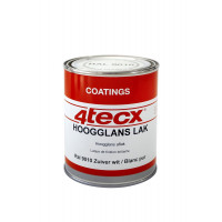 HOOGGLANS LAK RAL 5011 STAALBLAUW 0,75LTR 4TECX